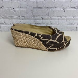 CL by Laundry | Date Night Wedge Slip On Sandal